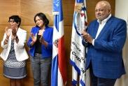 Designan a periodista Diulka Pérez a directora ejecutiva del Plan Estratégico del MINERD